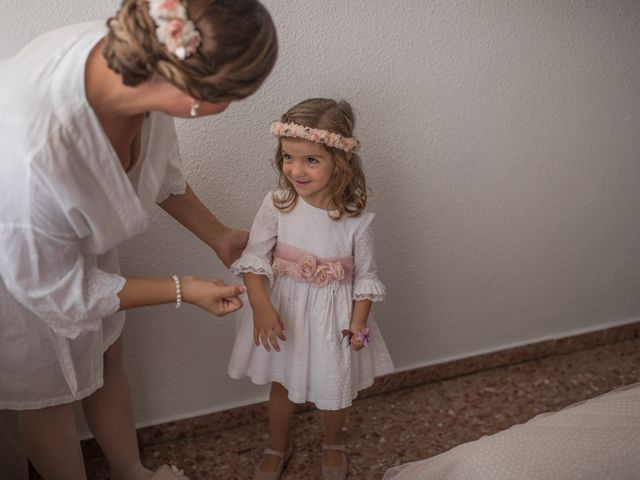 La boda de Carlos y Maria en Valencia, Valencia 14
