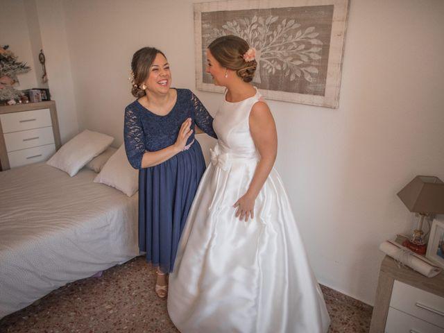 La boda de Carlos y Maria en Valencia, Valencia 22