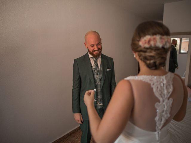 La boda de Carlos y Maria en Valencia, Valencia 24