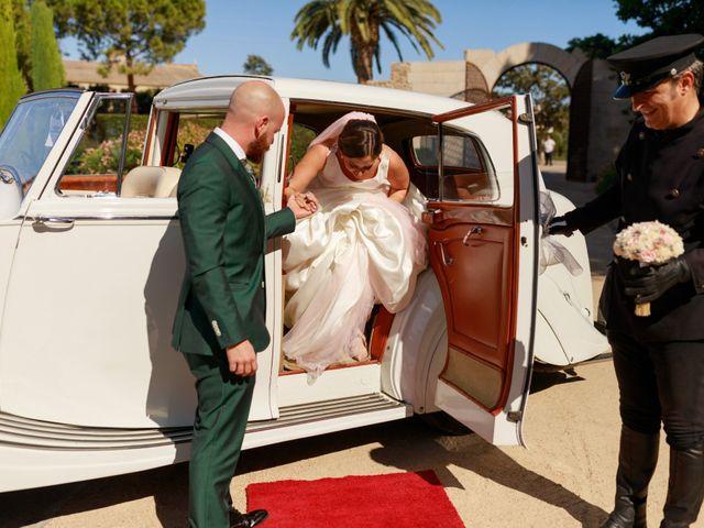 La boda de Carlos y Maria en Valencia, Valencia 35
