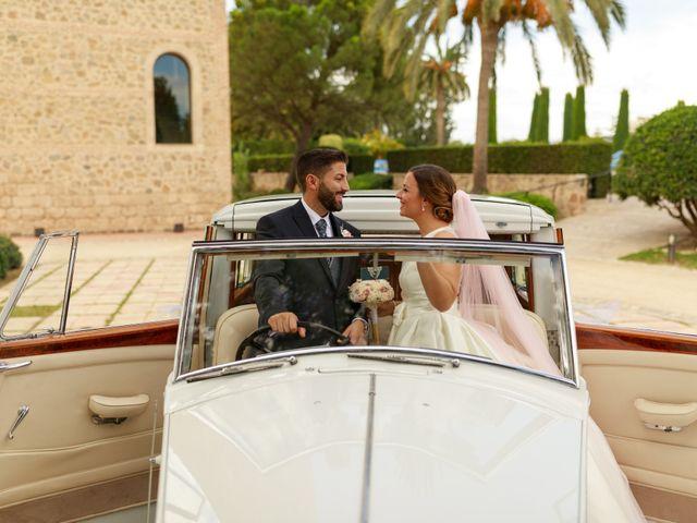 La boda de Carlos y Maria en Valencia, Valencia 52