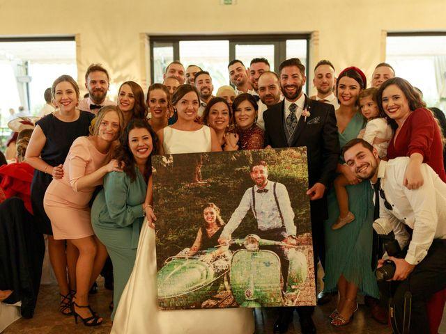La boda de Carlos y Maria en Valencia, Valencia 58