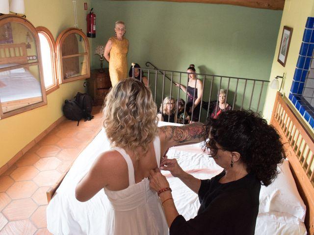 La boda de Patri y Jona en Canyelles, Barcelona 9