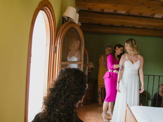La boda de Patri y Jona en Canyelles, Barcelona 12