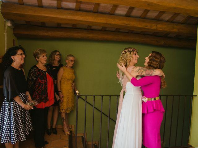 La boda de Patri y Jona en Canyelles, Barcelona 13