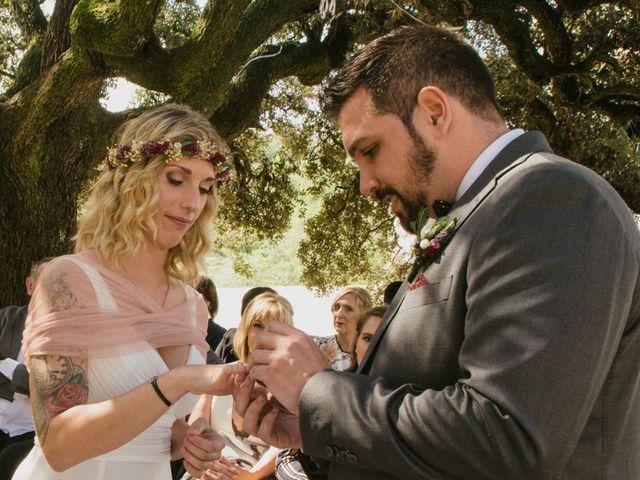 La boda de Patri y Jona en Canyelles, Barcelona 19