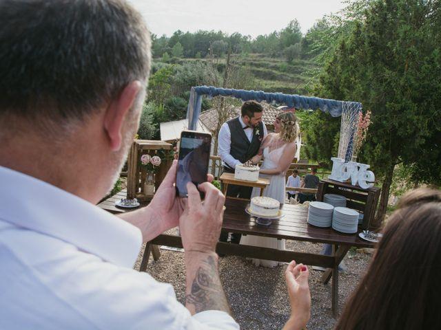 La boda de Patri y Jona en Canyelles, Barcelona 30