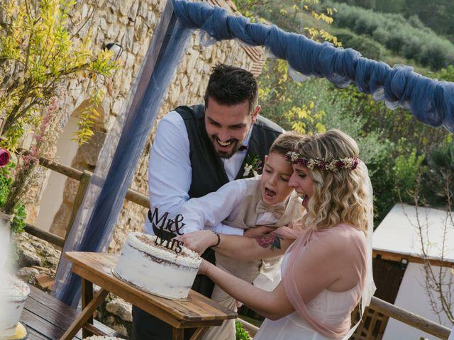 La boda de Patri y Jona en Canyelles, Barcelona 31