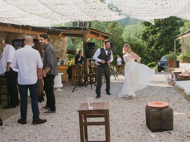 La boda de Patri y Jona en Canyelles, Barcelona 34