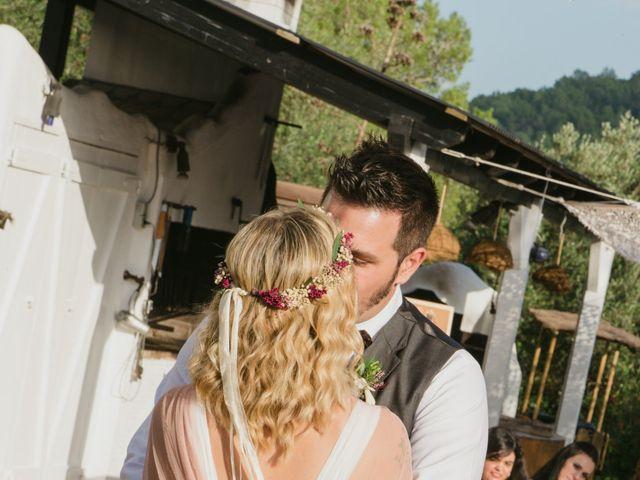 La boda de Patri y Jona en Canyelles, Barcelona 36