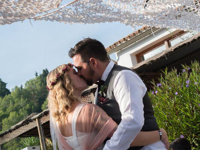 La boda de Patri y Jona en Canyelles, Barcelona 37