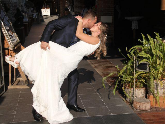 La boda de Claudia y Albert