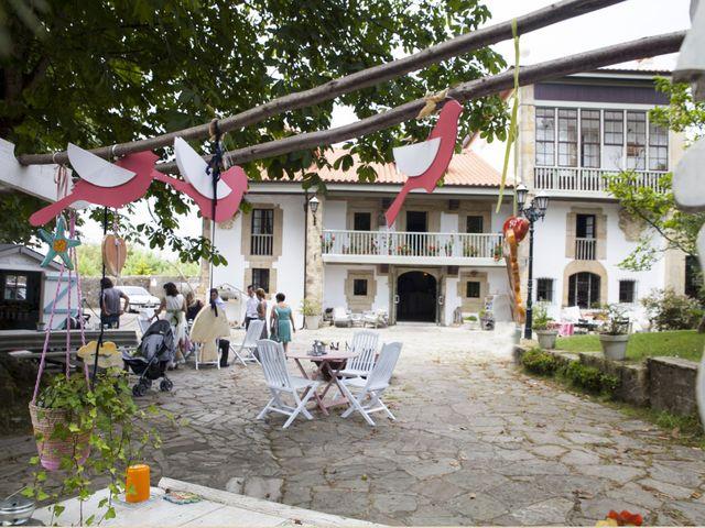 La boda de Alfonso y Marisa en Arnuero, Cantabria 15