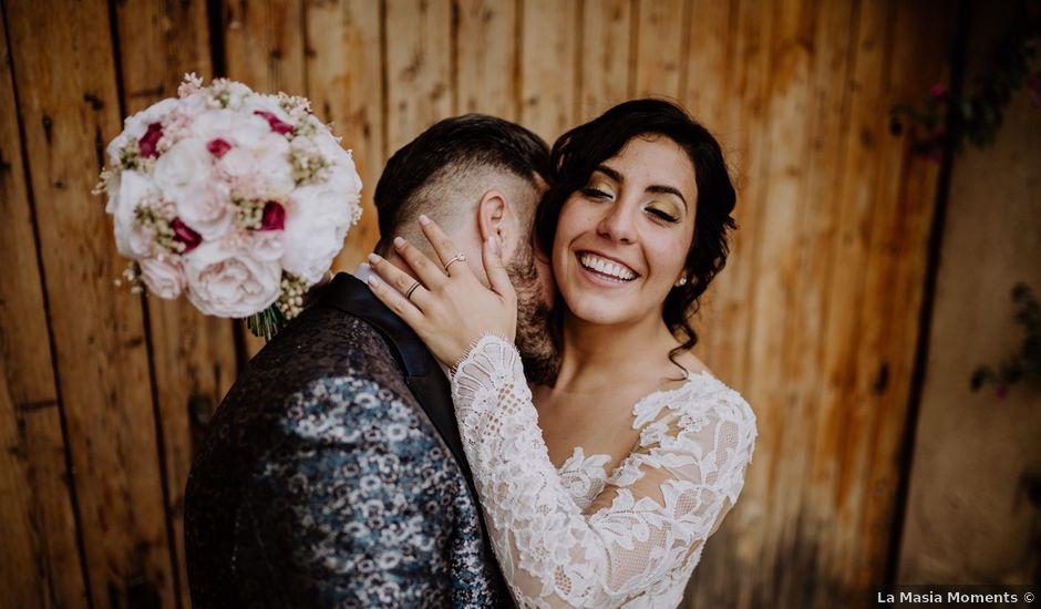 La boda de Samuel y Cristina en Bigues, Barcelona