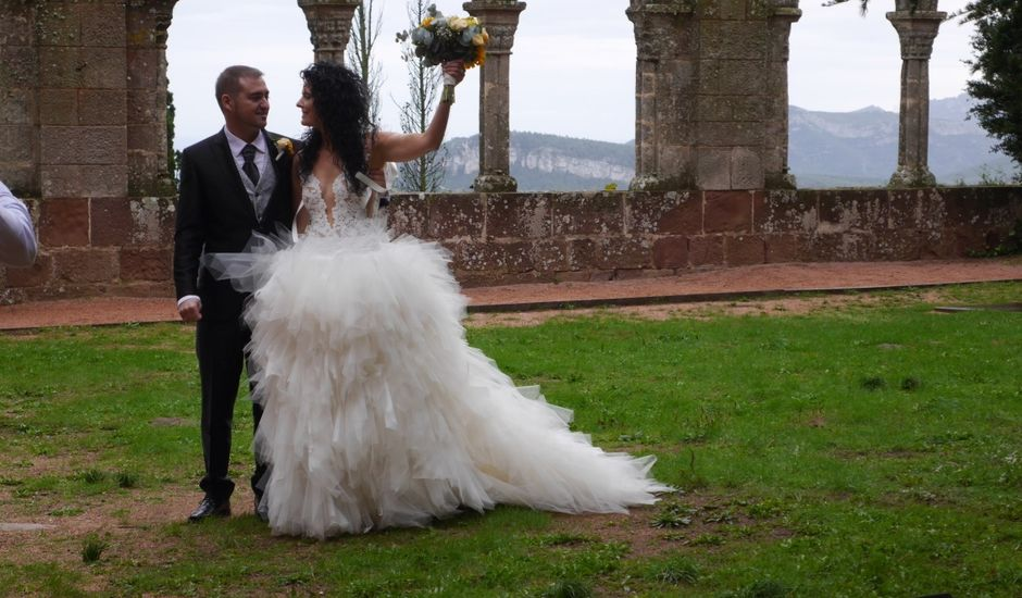 La boda de Ivan  y Laura  en Riudecanyes, Tarragona