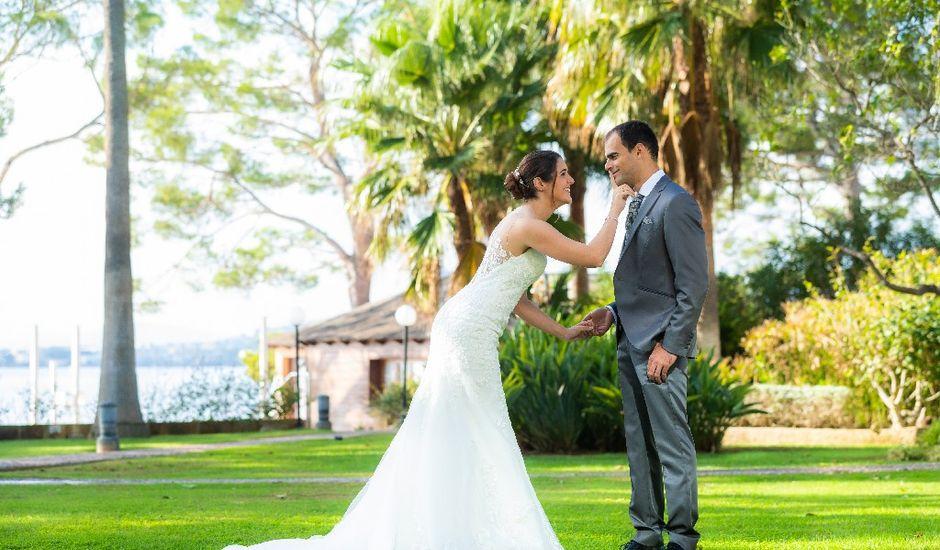 La boda de Xavier y Núria en Portocristo/port De Manacor, Islas Baleares