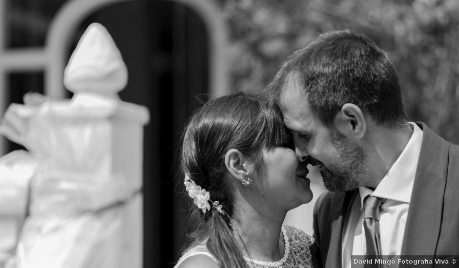 La boda de Raul y Pilar en Navalcarnero, Madrid