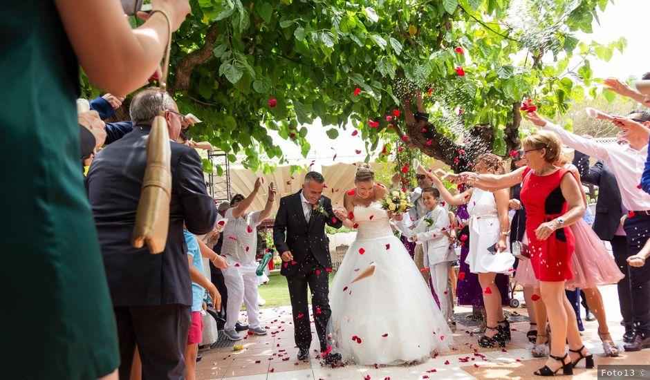 La boda de Alberto y Yolanda en Valls, Tarragona