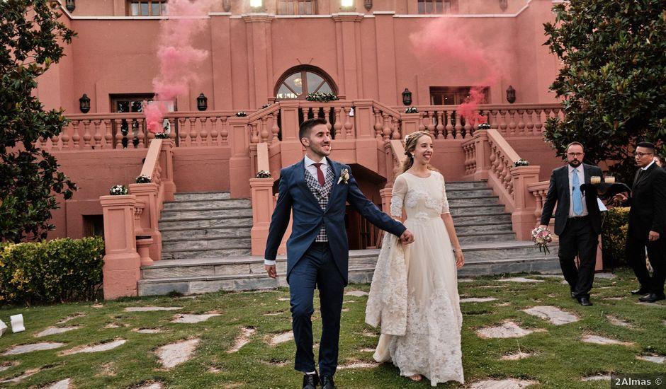 La boda de Cristian y Alicia en Villanueva De La Cañada, Madrid