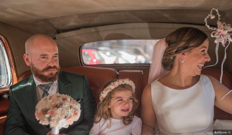 La boda de Carlos y Maria en Valencia, Valencia