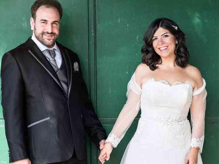 La boda de Verónica y Carlos