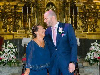 La boda de Andrea y Ricardo 1