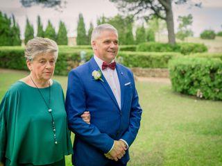 La boda de Toñi y Toni 1
