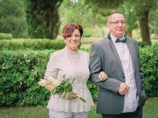 La boda de Toñi y Toni 2
