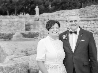 La boda de Toñi y Toni