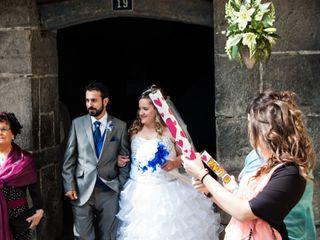 La boda de Iban y Joana 1