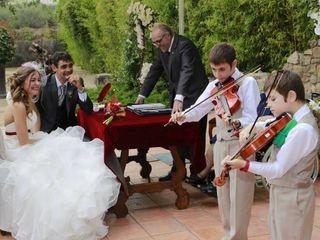 La boda de Jéssica y Alberto