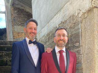 La boda de Raúl y Fran