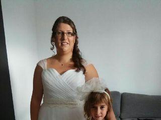 La boda de Rebecca y Antonio 1