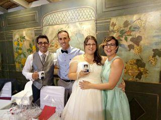 La boda de Rebecca y Antonio