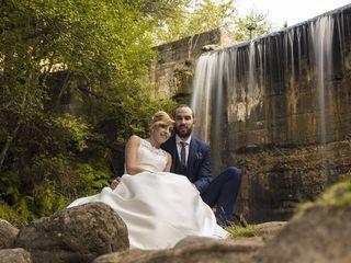 La boda de Carolina y Vicente