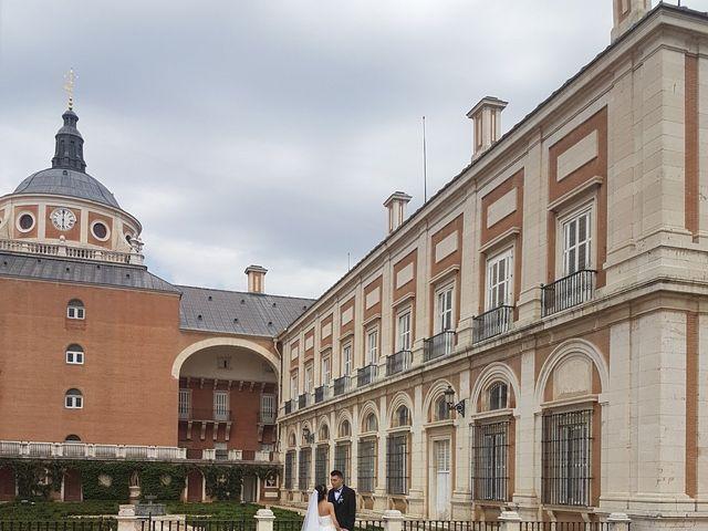 La boda de Adrian y Ana en Madrid, Madrid 5