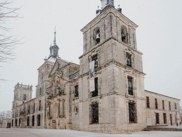 La boda de Adrián y Iciar en Loeches, Madrid 12