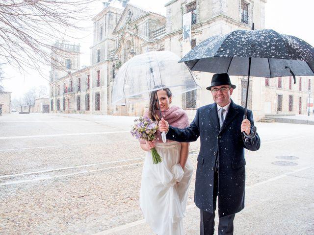 La boda de Adrián y Iciar en Loeches, Madrid 13