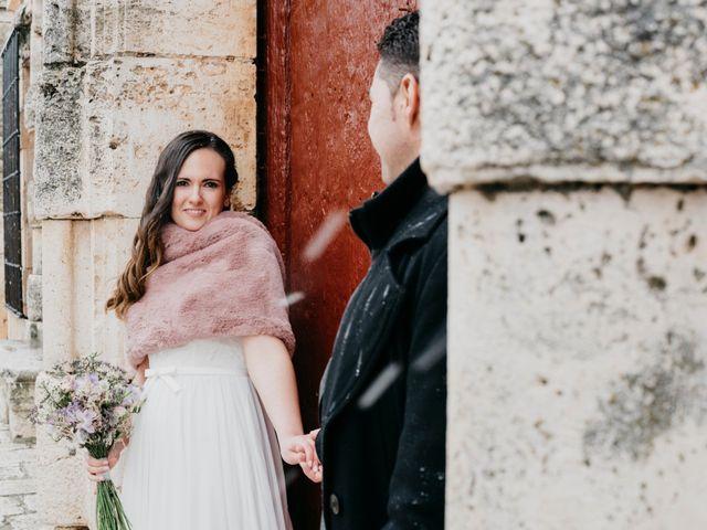 La boda de Adrián y Iciar en Loeches, Madrid 19