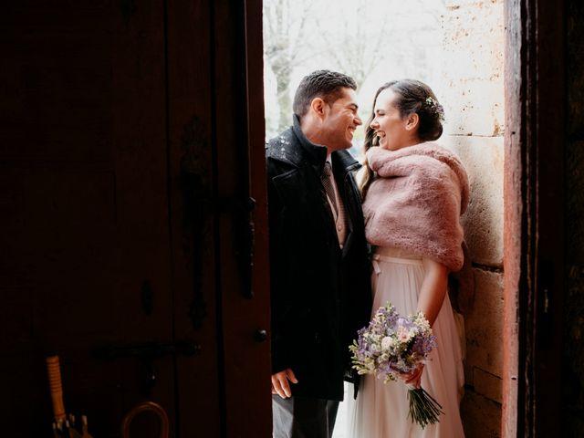 La boda de Adrián y Iciar en Loeches, Madrid 20