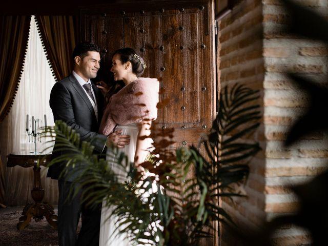 La boda de Iciar y Adrián