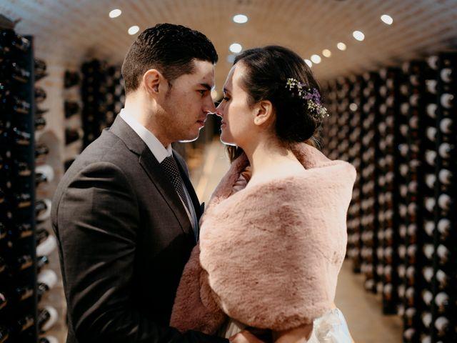 La boda de Adrián y Iciar en Loeches, Madrid 24