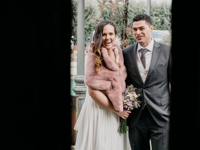 La boda de Adrián y Iciar en Loeches, Madrid 26