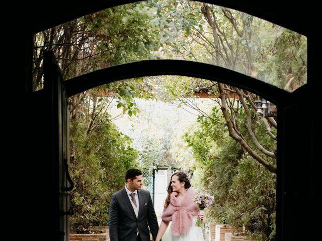 La boda de Adrián y Iciar en Loeches, Madrid 27