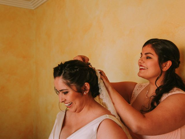 La boda de Juanje y Sarai en Santa Cruz De Tenerife, Santa Cruz de Tenerife 12