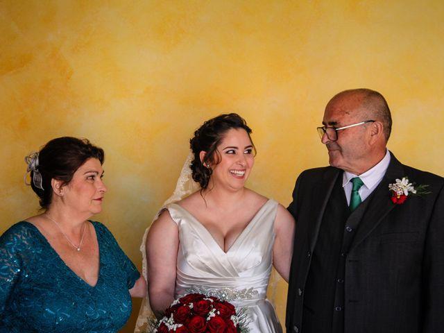 La boda de Juanje y Sarai en Santa Cruz De Tenerife, Santa Cruz de Tenerife 13