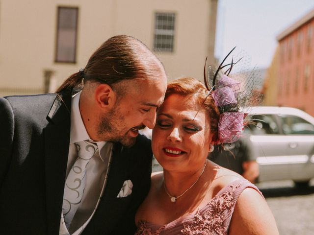 La boda de Juanje y Sarai en Santa Cruz De Tenerife, Santa Cruz de Tenerife 15