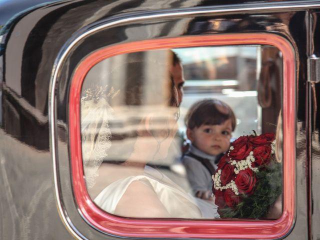 La boda de Juanje y Sarai en Santa Cruz De Tenerife, Santa Cruz de Tenerife 16