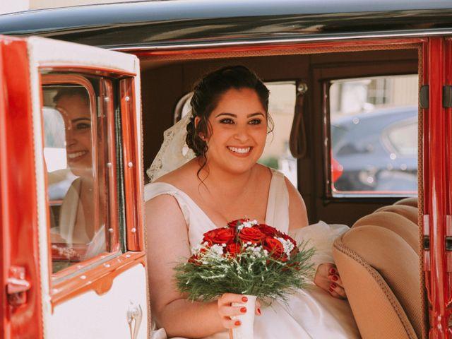 La boda de Juanje y Sarai en Santa Cruz De Tenerife, Santa Cruz de Tenerife 17