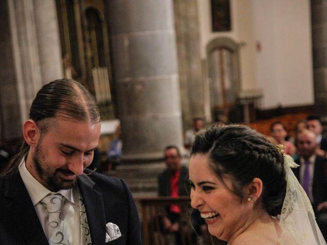 La boda de Juanje y Sarai en Santa Cruz De Tenerife, Santa Cruz de Tenerife 19